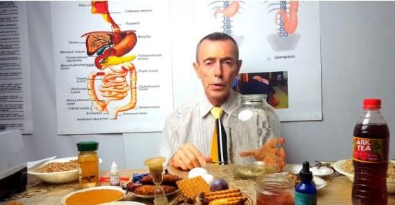 10 години лекувам язва неуспешно, но рецептата на лечителя Виталий Островски ме оправи само за 6 месеца