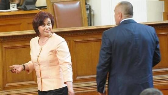 Корнелия Нинова хвърли истинска бомба: Бойко е притеснен, поиска помощ от Ахмед Доган и я получи