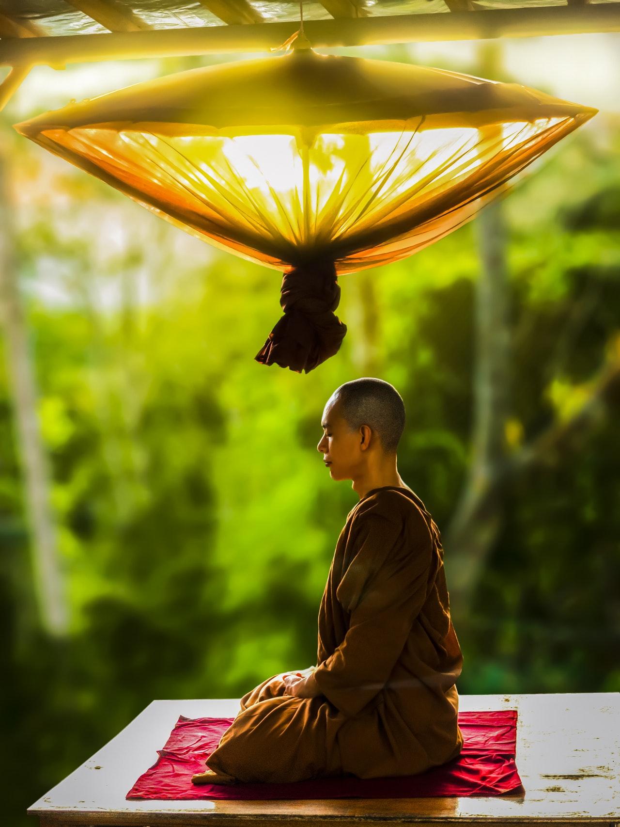 Как тибетските монаси поддържат добро здраве и дълголетие?