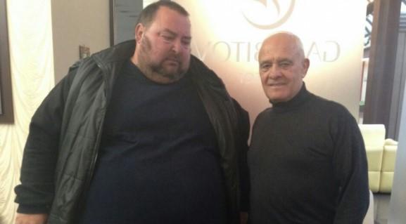 Световен рекорд: Българин свали 103 кг с ядене и без увисване на кожата по метода на Иван Гарабитов (СНИМКИ)