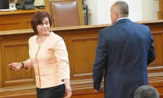 Пълен обрат: Жесток разкол в опозицията за вота срещу Борисов. Корнелия Нинова обидена от думи на Ахмед Доган