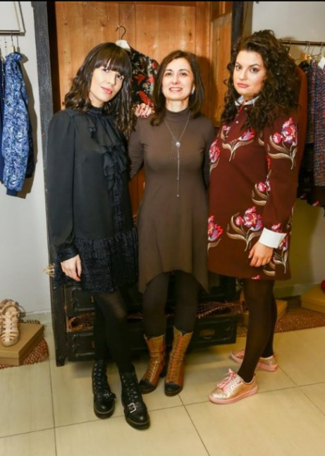 THUMBELINA - Приказният свят на облеклата отвори врати в София