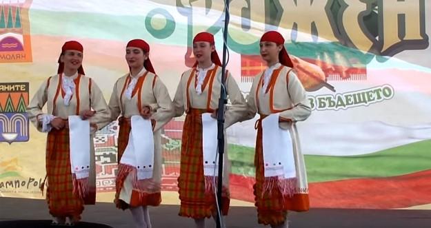 """Родопска китка"" е красив народен танц. Нека се насладим на това прекрасно изпълнение (ВИДЕО)"