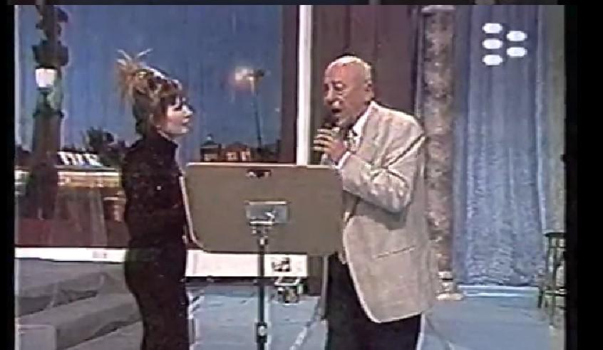 Истински талант и магия: Тодор Колев и Лили Иванова, по-добро дори от Синатра (ВИДЕО)