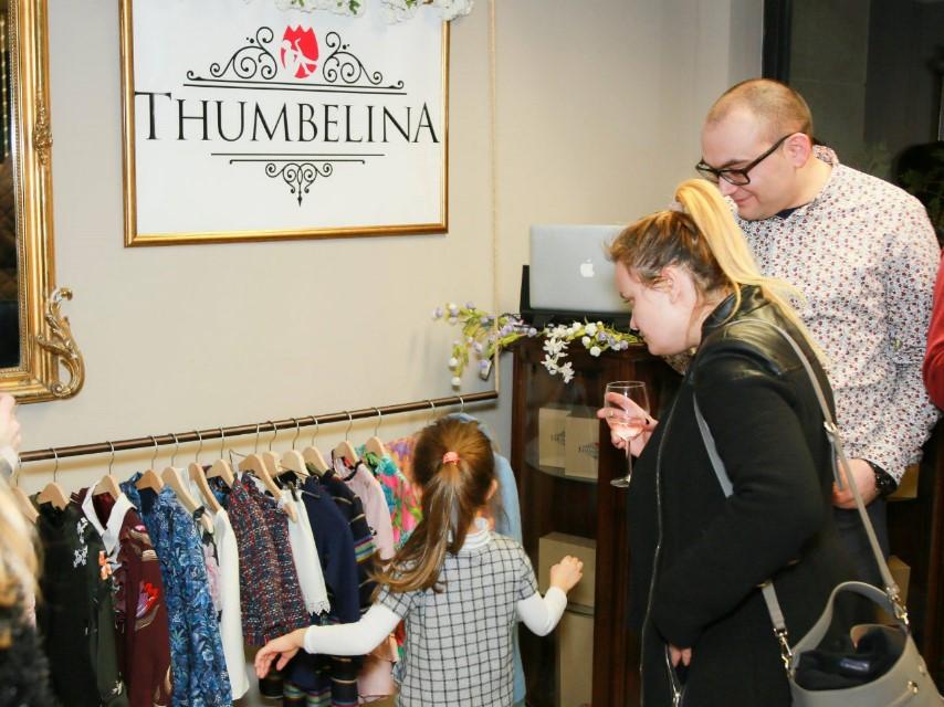 THUMBELINA – Приказният свят на облеклата отвори врати в София