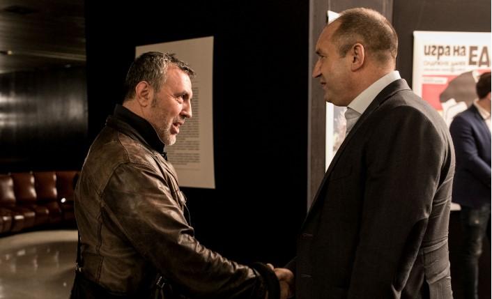 Президентът Румен Радев за първи път показа голямата си щерка Дарина, ето по какъв повод (СНИМКИ)