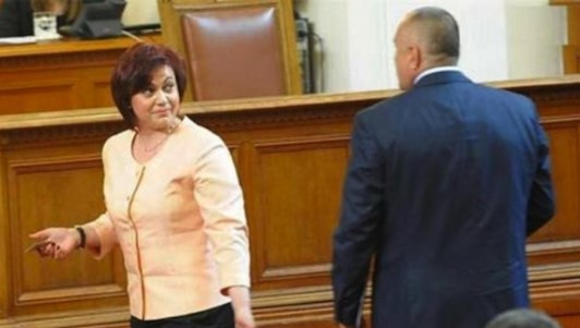"""Немислимото е факт: Правят нов """"Отечествен фронт"""" срещу Борисов, Корнелия Нинова се съюзява с десни отломки"""