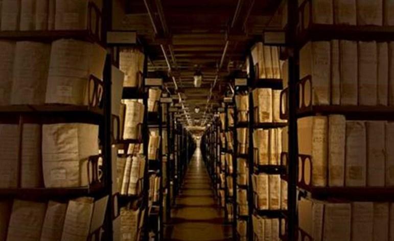 тайните архиви на Ватикана