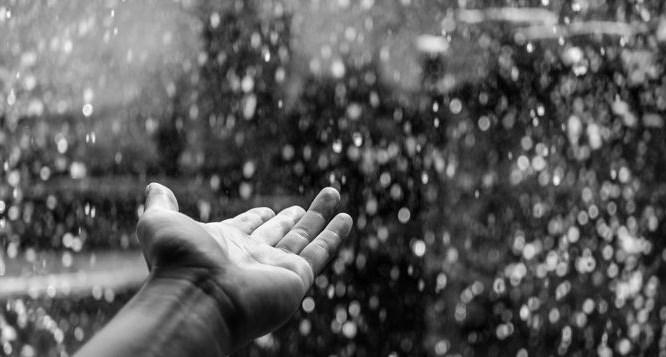 В плен ли си на гнева и озлоблението? По-добре бъди благодарен дори за всяка капка дъжд, която се стича по лицето ти
