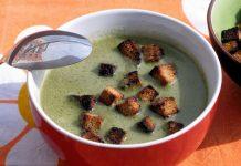 крем супа от киселец и лапад
