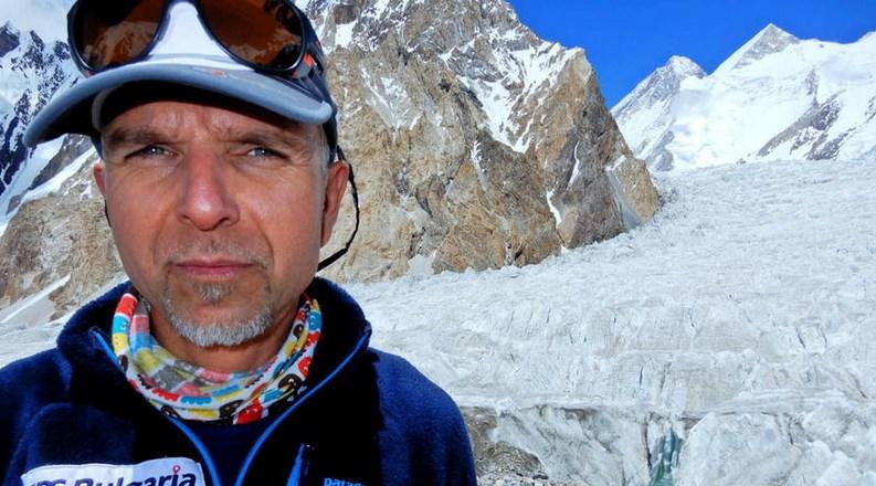 Много тъжно: Показаха последните следи, оставени от Боян Петров при фаталния връх (СНИМКА)