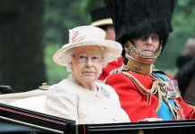 Елизабет II диета