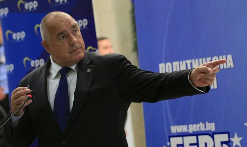 """Трус в политиката: Бойко Борисов дава БСП на прокурор заради истерията с """"опасната"""" вода на София"""