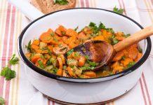 яхния от моркови