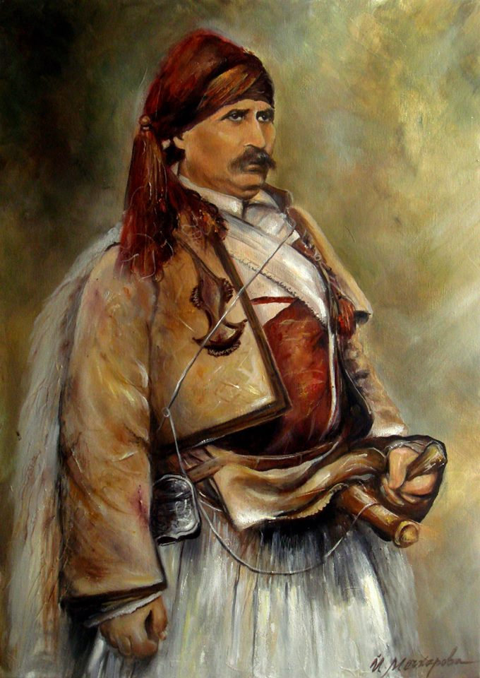Кървавото писмо на Ильо войвода до Народното събрание