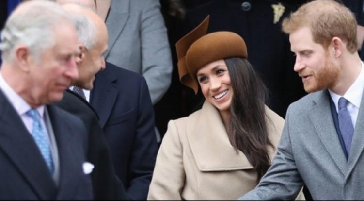 Шокиращо е как се държи принц Чарлз със снаха си Меган Маркъл! Ето как нарича съпругата на сина си Хари