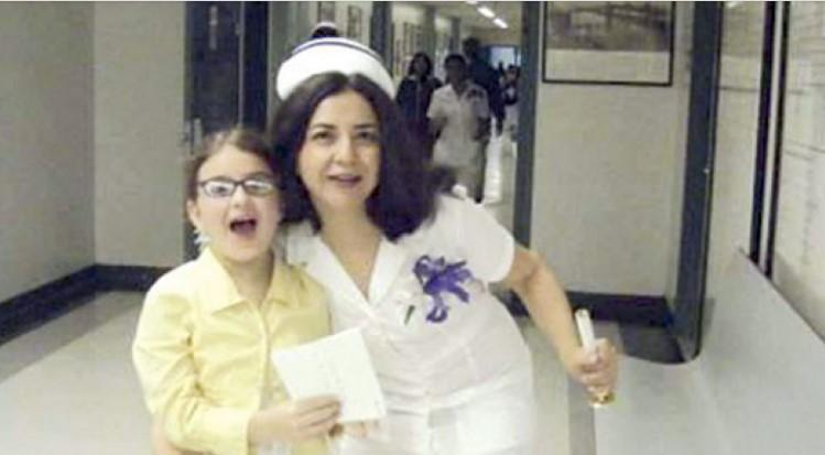 Цяла Америка настръхна за българската мед. сестра Петранка Стоева, която пристигна в страната на 23 години