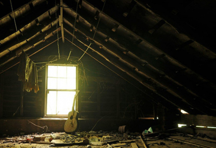 Мъж и жена разчистваха тавана на къщата си и откриха там нещо, което промени живота и на двамата (СНИМКА)