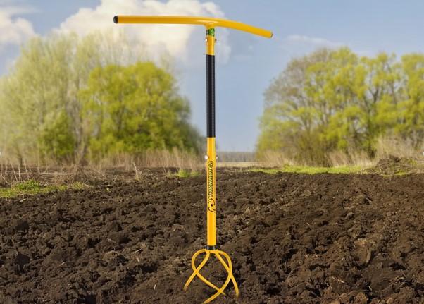да копаем и плевим