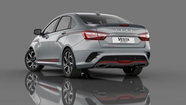 Представиха новата Lada Vesta Sport: Акулите в автомобилния бранш има защо да се притесняват (СНИМКИ)