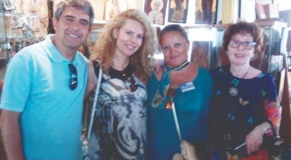 Росен Плевнелиев издържа тъщата: Леля Лили вече почти не ходела на работа и създавала смут сред колегите си