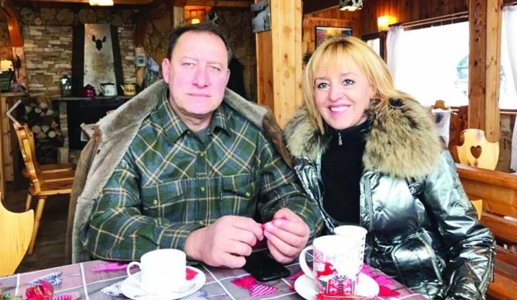 Ангел Найденов, бивш министър на отбраната: Не съм в сянката на Мая Манолова, жена ми не ме ревнува