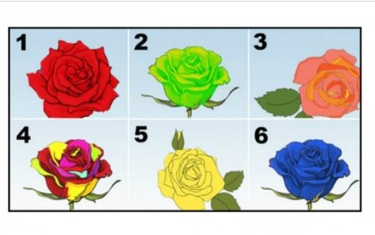 Много прецизен тест: Розата, която изберете, ще покаже какъв човек сте в действителност