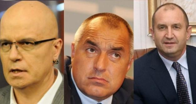 Звучен шамар за политиците ни: 32% гласуват за партия на Слави Трифонов, над 38% – за Румен Радев