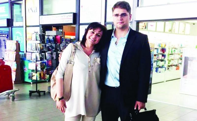 Корнелия Нинова: Сине, мъчно ми е за теб! Шефката на БСП изплака най-голямата си болка