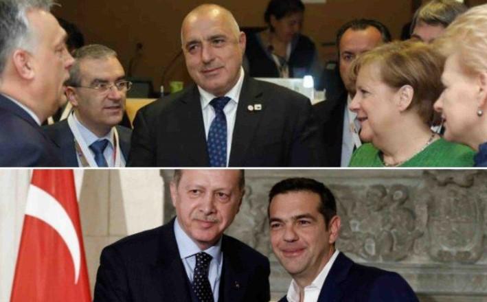 Бомба в политиката: Бойко Борисов е №1 по рейтинг на Балканите – задмина Ципрас и Ердоган (ГРАФИКИ)