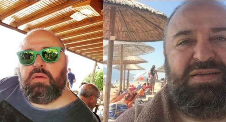 Лукс. Любо Нейков на яхта в Гърция: Актьорът взел тапия за капитан, управлява сам плавателния съд