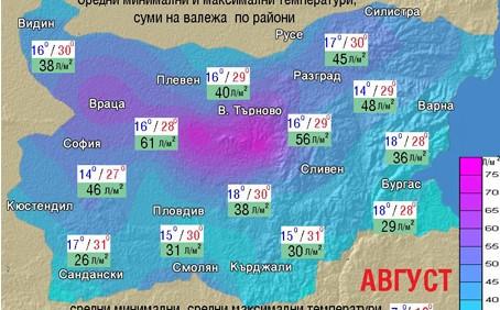 Месечна прогноза за август. Синоптикът Петър Янков: Жега и дъжд, ето какво казва народната метеорология