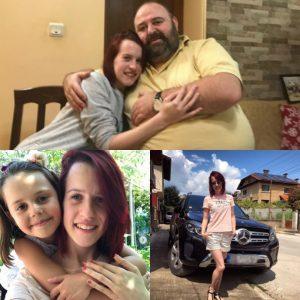 Златно сърце: Любо Нейков осинови племенницата си. Комикът призна за своя дъщерята на починалия си брат