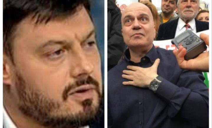 Николай Бареков скочи на Слави Трифонов, олигархията и грантаджиите – пътувал ли е Брегович със самолет на Домусчиев