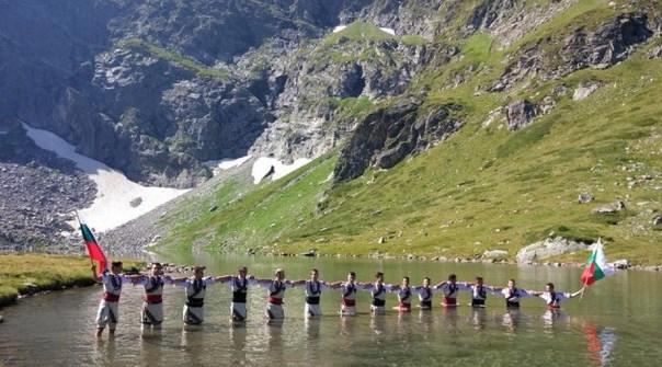 Злобната кампания срещу патриотите от хорото на Седемте рилски езера е позор*