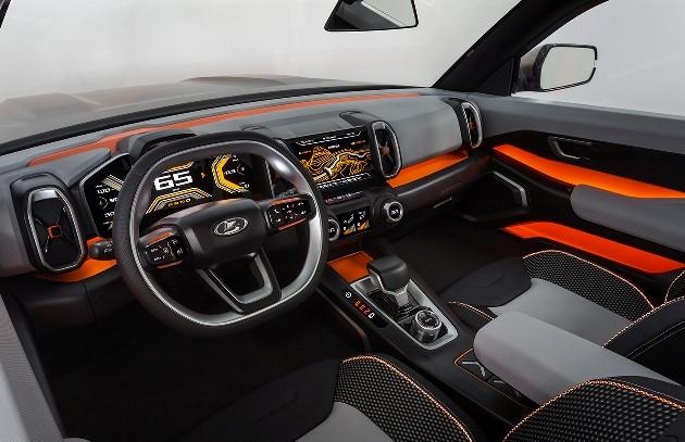 Новата Lada Niva спира дъха: Глези и изкушава с климатик, автоматик, навигация и круиз контрол (СНИМКИ)