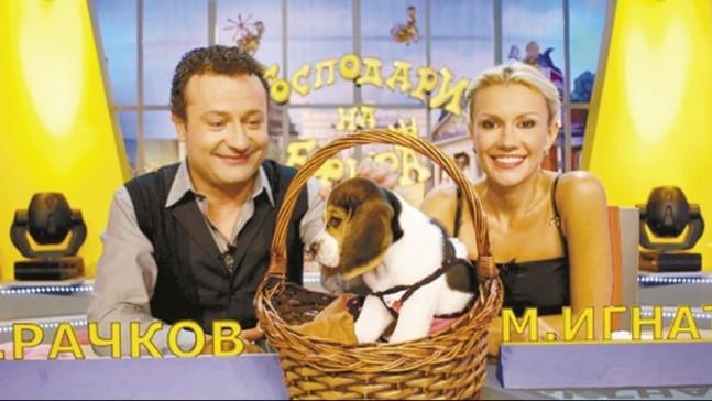 На старта на ТВ сезона: Голямата конкуренция се връща със Слави Трифонов, Рачков и Мария, БНТ – като нова