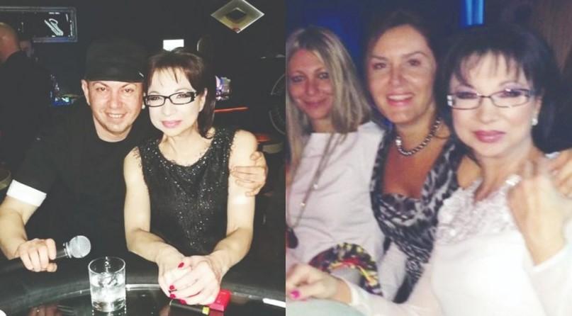 Цветанка Ризова не излиза от баровете: Журналистката се лекува от любовни драми с алкохол и цигари