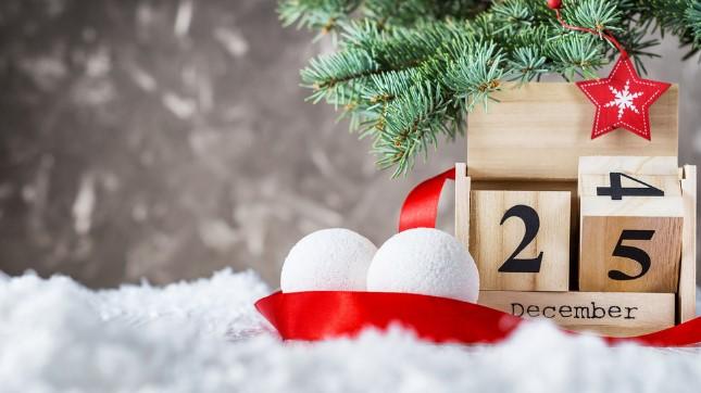 Празниците чукат на вратата: Ето как ще почиваме тази година по Коледа и Нова година (ТАБЛИЦА)