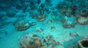 Изумително: В Егейско море откриха 58 кораба, пълни със съкровища (СНИМКИ и ВИДЕО)