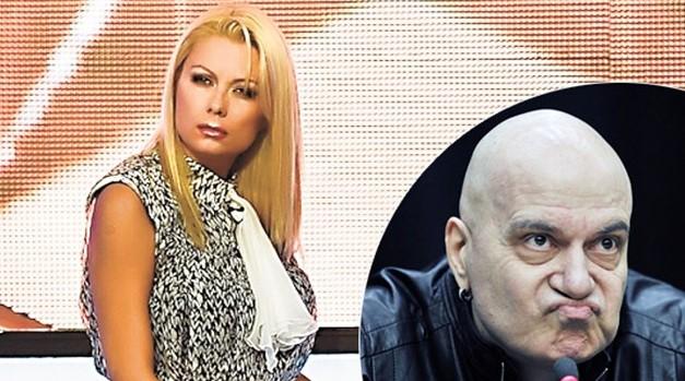 Венета Райкова удря Дългия по рейтинга: Водещата нанесе жесток удар на Слави Трифонов