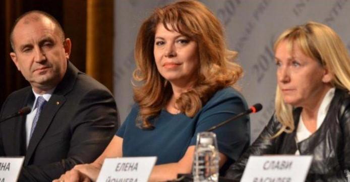 """Недялко Недялков зададе най-неудобния въпрос: Г-н Радев, как ще се """"съединяваме"""" с омразата на Елена Йончева?"""