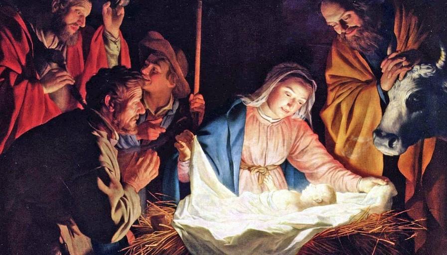 Притча за сляпата майчина любов: Веднъж при Бога дошла една жена, прегърбена под тежестта на голям чувал