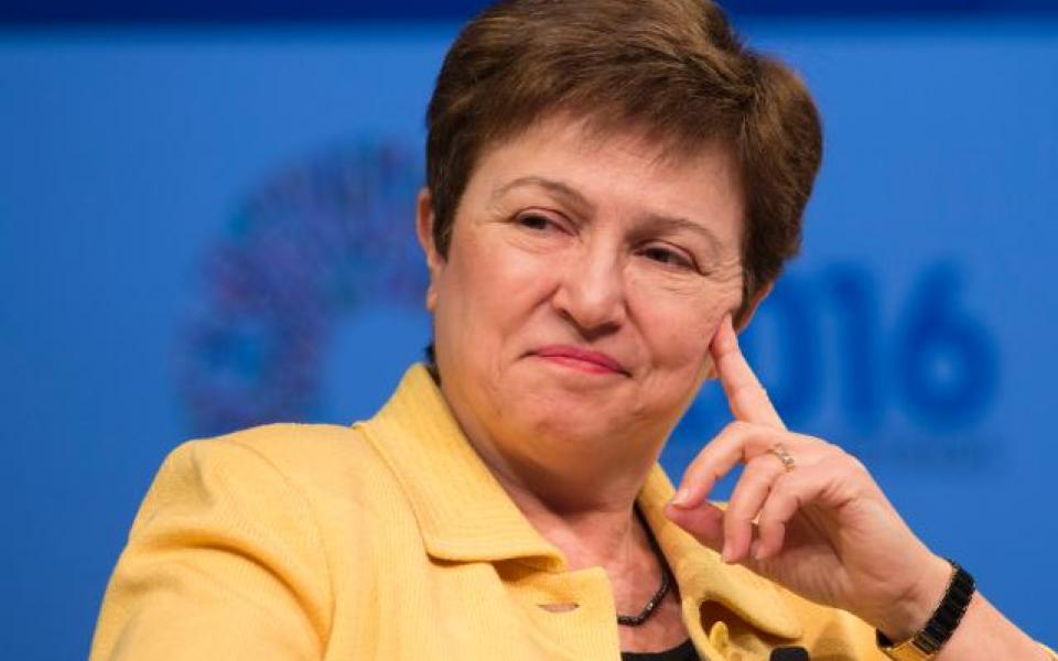 Кристалина Георгиева доходи