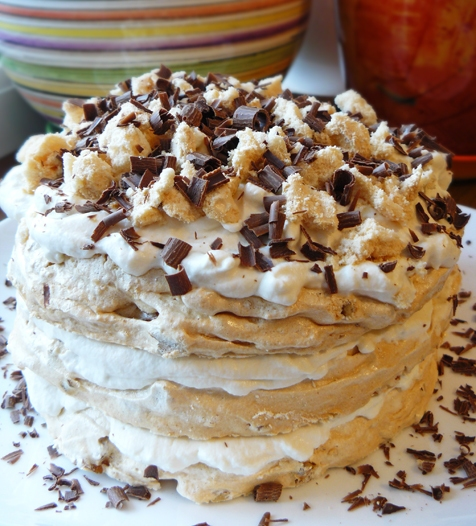 Кралската торта: Най-вкусният десерт без брашно. Простички съставки, невероятен вкус!