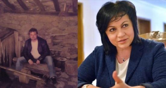 Шофьорът на Корнелия Нинова съден за палеж: Соцлидерката изключително близка с компрометирания Румен