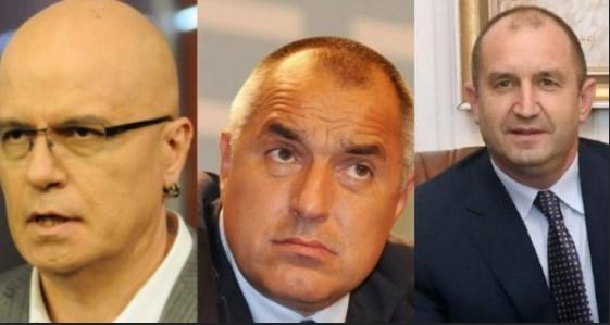 Всички поканени отиват при Слави Трифонов, само президентът Румен Радев – не