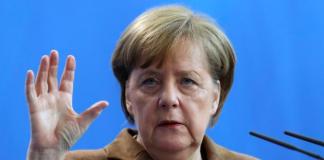 Меркел Тръмп китай