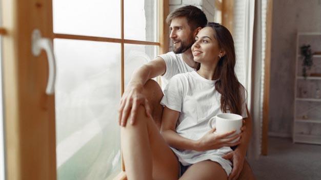 връзката с любимия човек