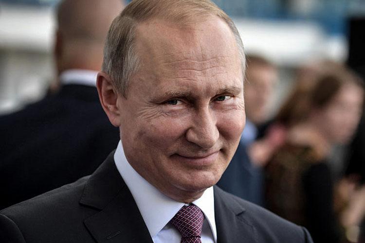 Владимир Путин телефон